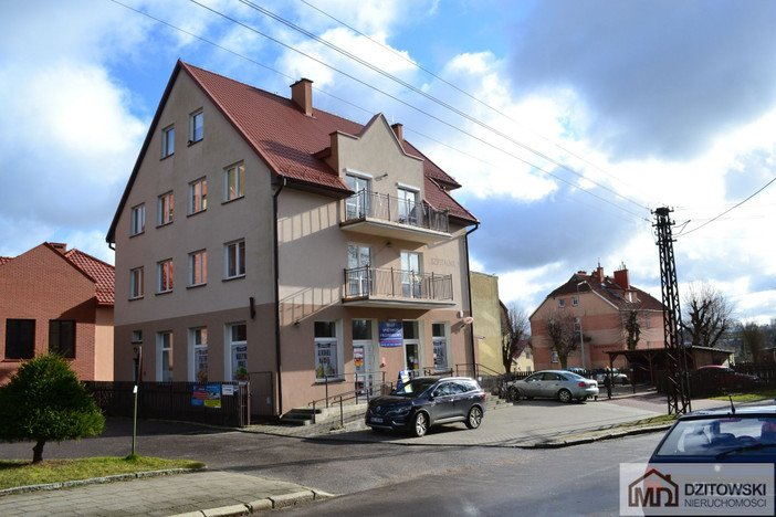 Lokal użytkowy na sprzedaż, Węgorzewo Szpitalna, 162 m²   Morizon.pl   0437