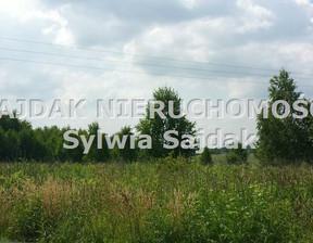 Działka na sprzedaż, Pniówek Kanarkowa, 820 m²