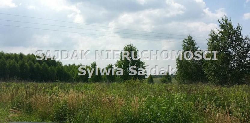 Działka na sprzedaż, Pniówek Kanarkowa, 820 m² | Morizon.pl | 5110