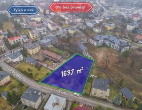 Działka na sprzedaż, Poraj Spokojna, 1681 m²