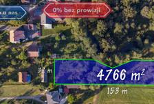 Działka na sprzedaż, Nowa Wieś Częstochowska, 4766 m²