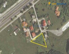 Działka na sprzedaż, Zagrody, 1191 m²
