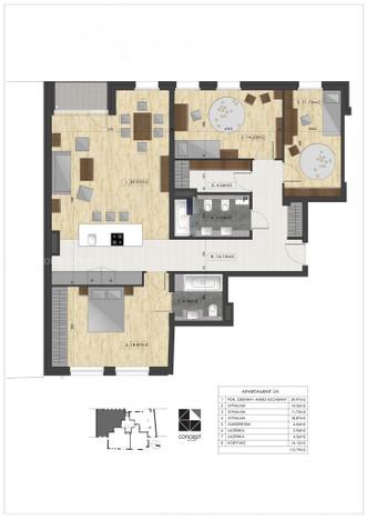 Mieszkanie na sprzedaż, Gdynia Śródmieście, 113 m² | Morizon.pl | 7762