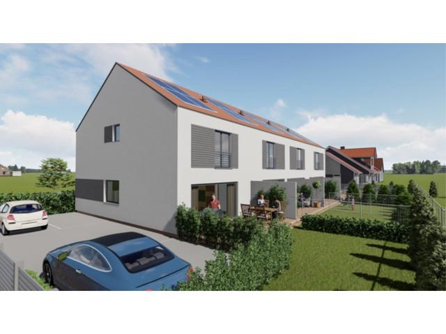 Morizon WP ogłoszenia | Dom w inwestycji Kapitańska Eco, Tczew, 104 m² | 2136