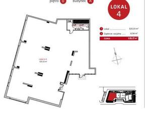Lokal użytkowy na sprzedaż, Kraków okolica al. 29 listopada, 183 m²