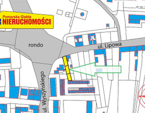 Działka na sprzedaż, Szczecinek Lipowa, 466 m²