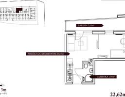 Morizon WP ogłoszenia | Mieszkanie na sprzedaż, Kraków Prądnik Czerwony, 23 m² | 4082