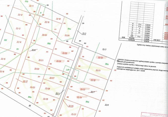 Działka na sprzedaż, Kamionna, 1178 m²   Morizon.pl   2352