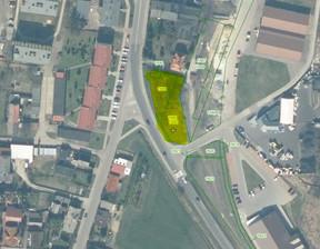 Działka na sprzedaż, Gorzów Śląski Towarowa, 1291 m²