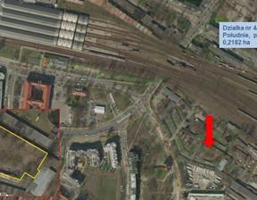 Działka do wynajęcia, Wrocław Huby, 2000 m²