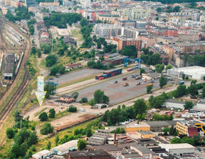 Działka do wynajęcia, Wrocław Przedmieście Oławskie, 3500 m²