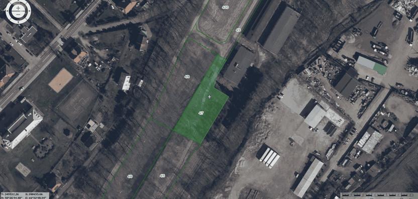Działka na sprzedaż, Złoty Stok Kolejowa, 2152 m² | Morizon.pl | 0150