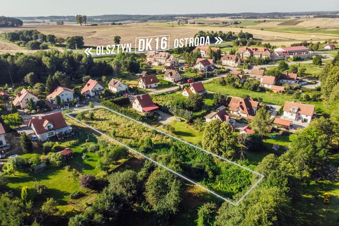 Morizon WP ogłoszenia | Działka na sprzedaż, Gietrzwałd Ogrodowa, 2500 m² | 2791