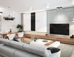 Morizon WP ogłoszenia | Mieszkanie w inwestycji Miętowa Park, Poznań, 76 m² | 7843