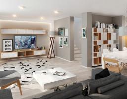 Morizon WP ogłoszenia   Mieszkanie w inwestycji Miętowa Park, Poznań, 76 m²   7838