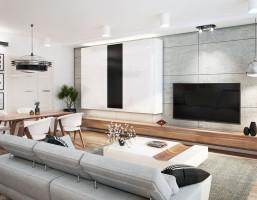 Morizon WP ogłoszenia | Dom w inwestycji Miętowa Park, Poznań, 107 m² | 7895