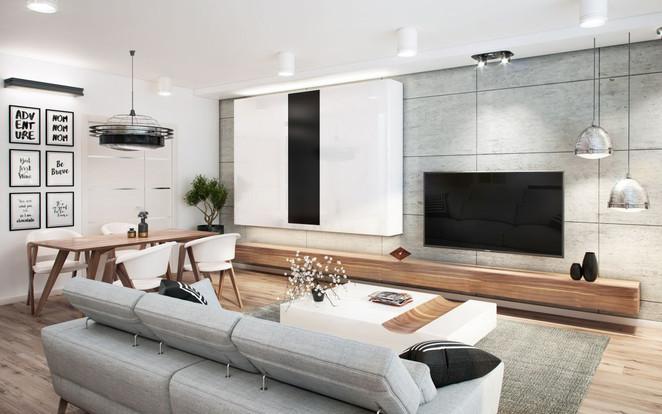 Morizon WP ogłoszenia   Dom w inwestycji Miętowa Park, Poznań, 107 m²   7895
