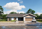 Dom w inwestycji Osiedle Rozalin, Lusówko, 241 m² | Morizon.pl | 7310 nr3