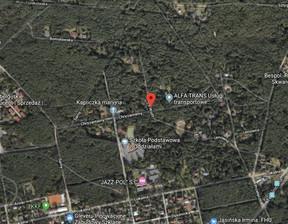 Działka na sprzedaż, Warszawa Falenica, 4269 m²