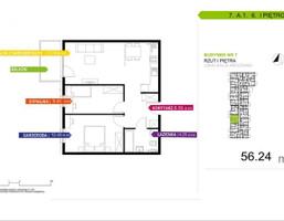 Morizon WP ogłoszenia | Mieszkanie na sprzedaż, Warszawa Białołęka, 56 m² | 4552