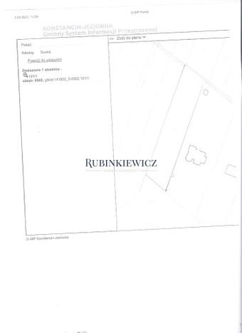 Działka na sprzedaż, Konstancin-Jeziorna, 3700 m² | Morizon.pl | 1169