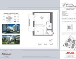 Morizon WP ogłoszenia | Mieszkanie na sprzedaż, Starogard Gdański Iwaszkiewicza , 44 m² | 5215