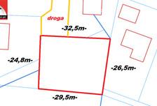 Działka na sprzedaż, Gortatowo Błotna, 799 m²