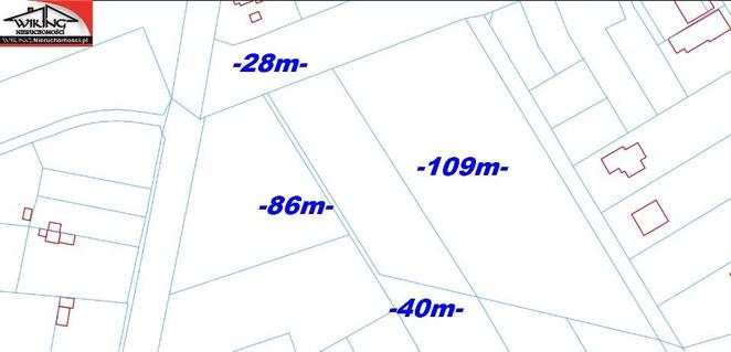 Morizon WP ogłoszenia | Działka na sprzedaż, Kobylnica Dworcowa, 3000 m² | 4346