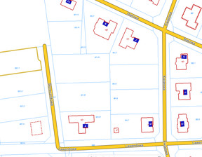 Działka na sprzedaż, Ośno Lubuskie, 1060 m²
