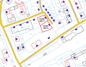 Działka na sprzedaż, Kamień Pomorski, 468 m²
