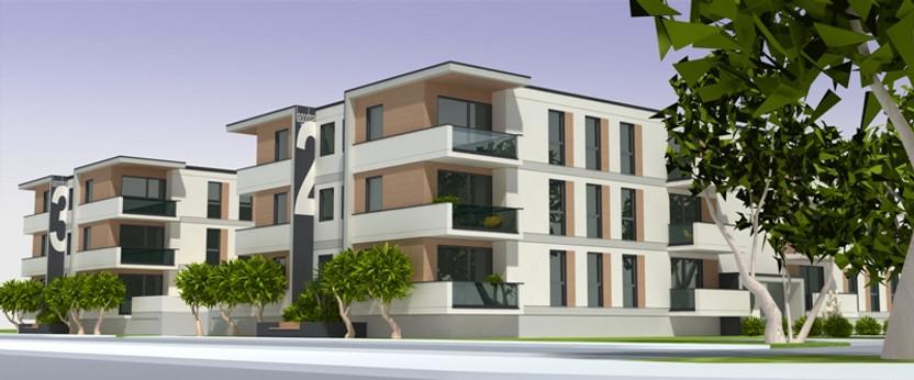 Mieszkanie na sprzedaż, Oława Łagodna, 42 m² | Morizon.pl | 1200