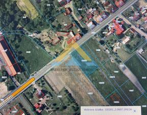 Działka na sprzedaż, Bierzwnik Mickiewicza, 1532 m²