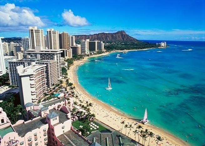 Mieszkanie na sprzedaż, USA Hawaje, 120 m² | Morizon.pl | 5556