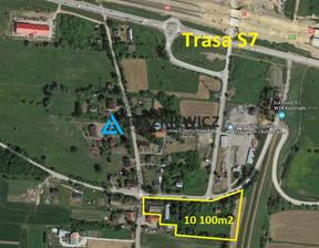 Działka na sprzedaż, Kiezmark Wiślana, 10100 m²