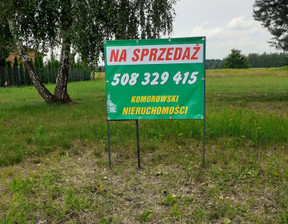 Działka na sprzedaż, Augustówka, 1052 m²
