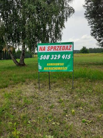 Morizon WP ogłoszenia | Działka na sprzedaż, Augustówka, 1052 m² | 3571