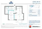 Mieszkanie na sprzedaż, Warszawa Tarchomin, 55 m²   Morizon.pl   6157 nr3