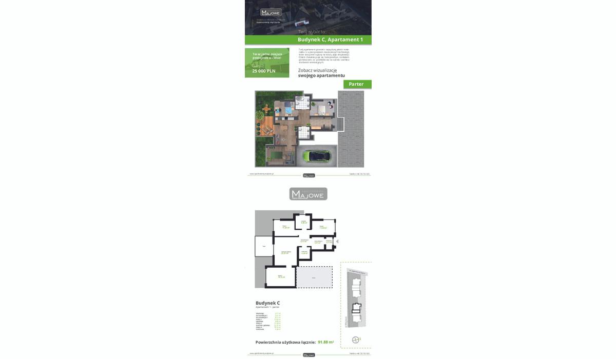 Mieszkanie w inwestycji Apartamenty Majowe, Krzeszowice, 92 m²   Morizon.pl   9997