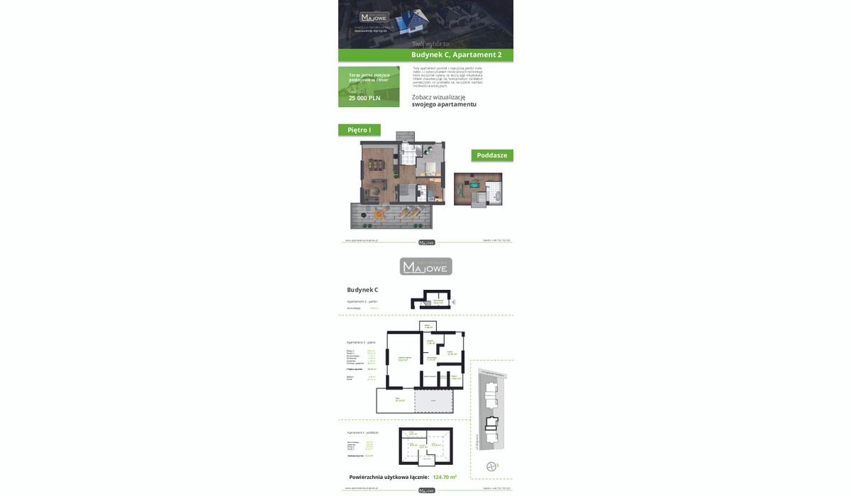 Mieszkanie w inwestycji Apartamenty Majowe, Krzeszowice, 125 m²   Morizon.pl   9998
