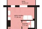 Mieszkanie w inwestycji IVY TOWERS2, Łódź, 30 m²   Morizon.pl   1984 nr2