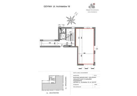 Sala konferencyjna na sprzedaż <span>Gdynia, Orłowo, ul. Architektów 18</span> 1
