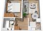 Morizon WP ogłoszenia   Mieszkanie w inwestycji Stawowa Przystań, Kraków, 33 m²   7737