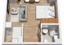 Morizon WP ogłoszenia | Mieszkanie w inwestycji Stawowa Przystań, Kraków, 30 m² | 7746