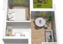 Morizon WP ogłoszenia   Mieszkanie w inwestycji Stawowa Przystań, Kraków, 31 m²   7751