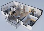 Mieszkanie w inwestycji Bałtycka 31, Rzeszów, 55 m² | Morizon.pl | 8233 nr3