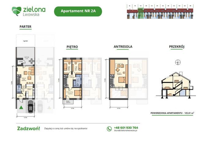 Dom w inwestycji Zielona Lwowska, Rzeszów, 126 m² | Morizon.pl | 1890
