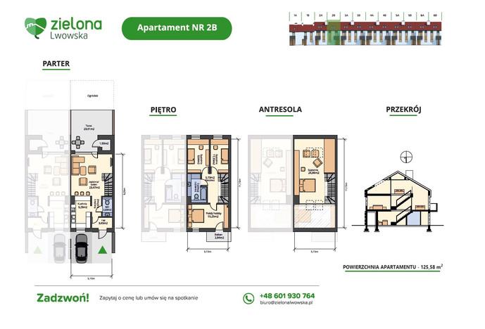 Dom w inwestycji Zielona Lwowska, Rzeszów, 126 m² | Morizon.pl | 1891