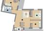 Morizon WP ogłoszenia   Mieszkanie w inwestycji KW51, Kraków, 64 m²   1221