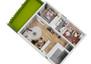 Morizon WP ogłoszenia | Mieszkanie w inwestycji Nova Chodzieska, Warszawa, 73 m² | 5678