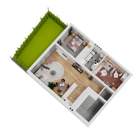 Mieszkanie w inwestycji Nova Chodzieska, Warszawa, 136 m²   Morizon.pl   9637
